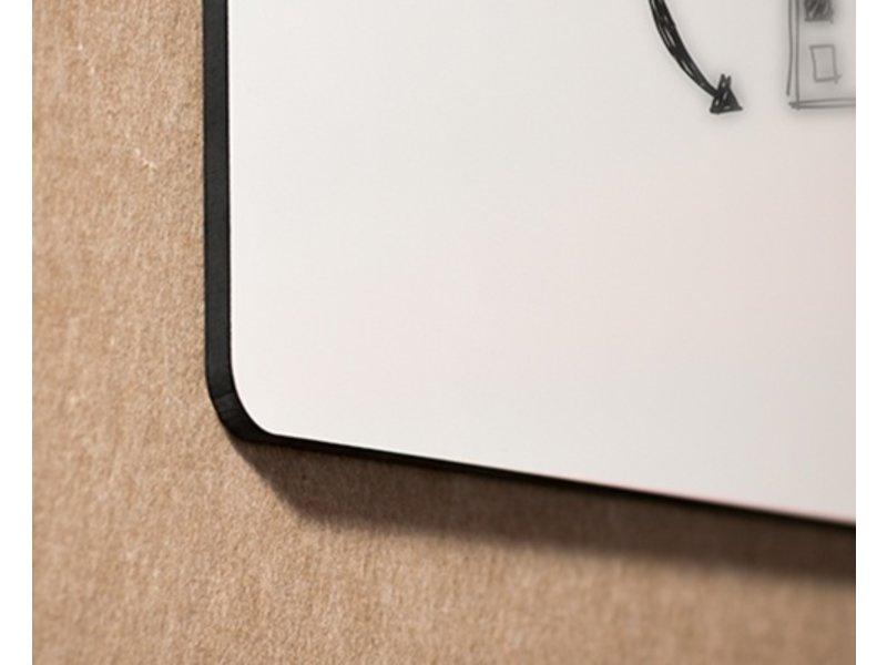 Chameleon Chameleon whiteboard frameloos Curve