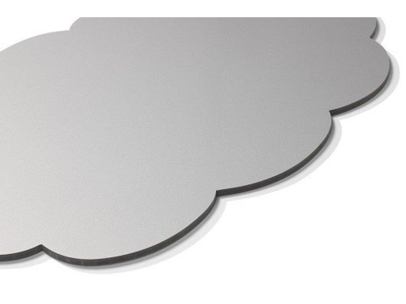 Chameleon Chameleon whiteboard wolk frameloos emaille zwarte rand