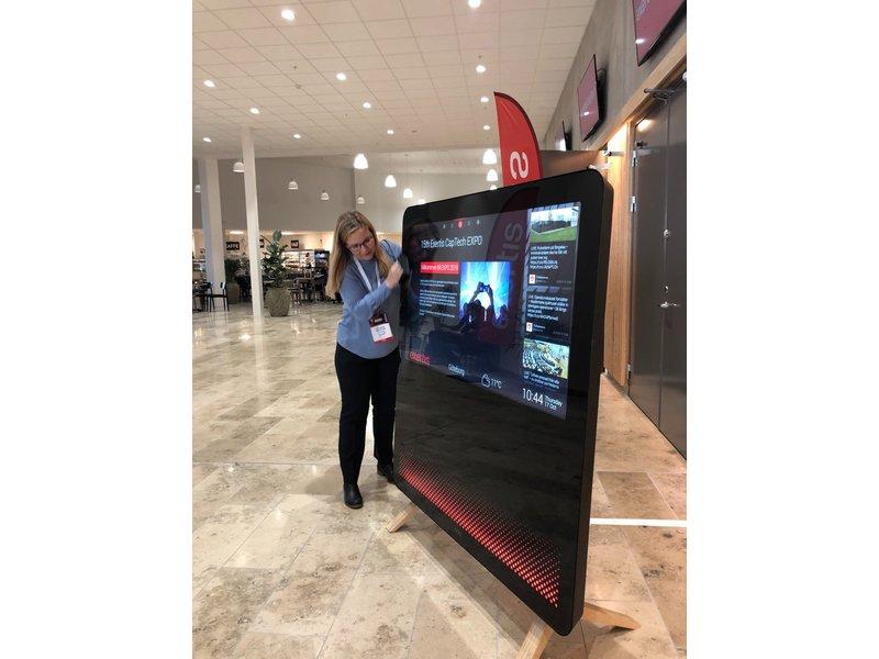 Evoko Evoko Pusco Floor Vrijstaande Digital Signage