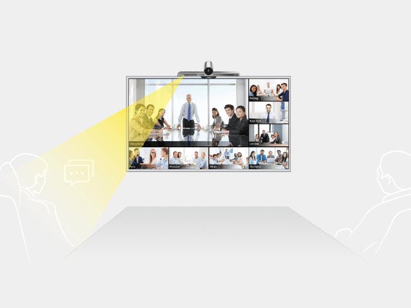 Yealink Yealink VC200 4K videoconferencing systeem