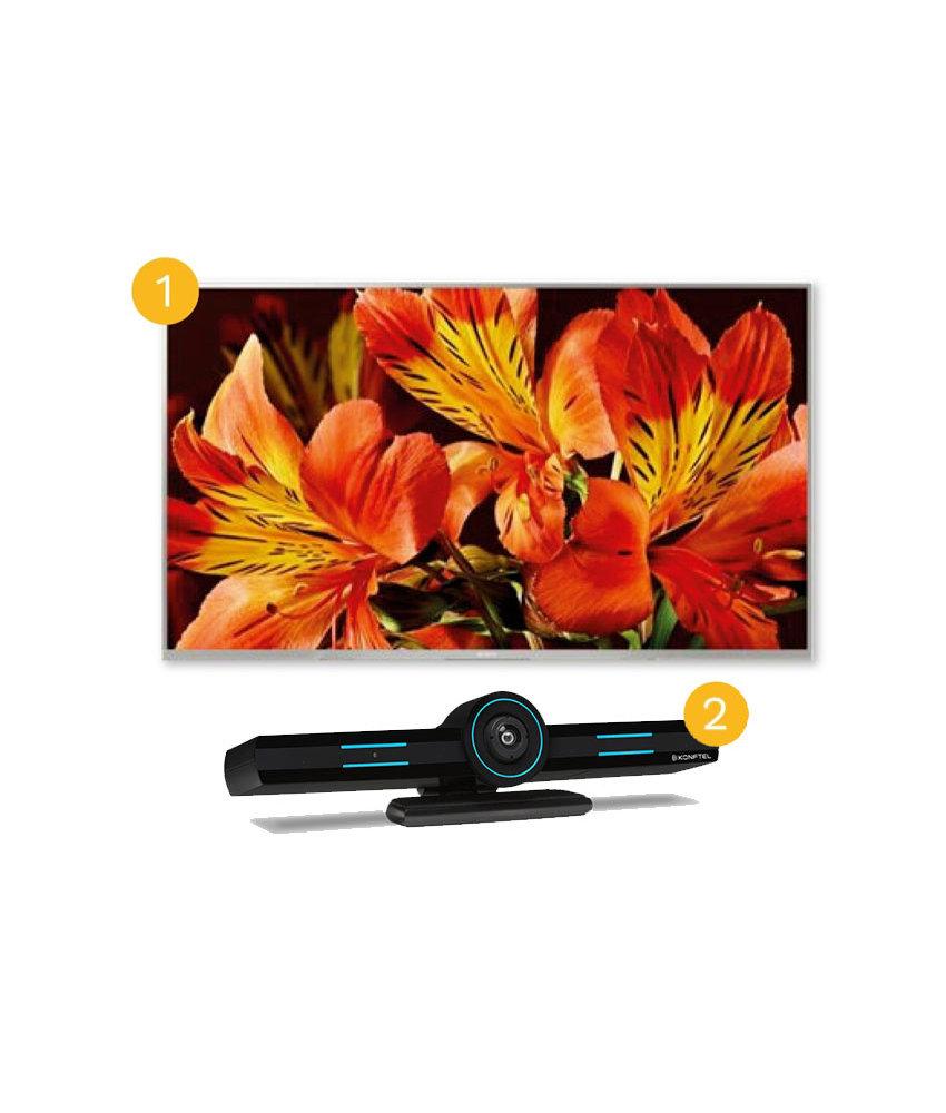 Videoconferencing set klein