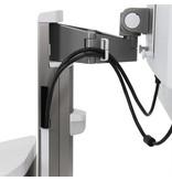 Ergotron CareFit™ Pro Cart met LiFe-batterij, EU