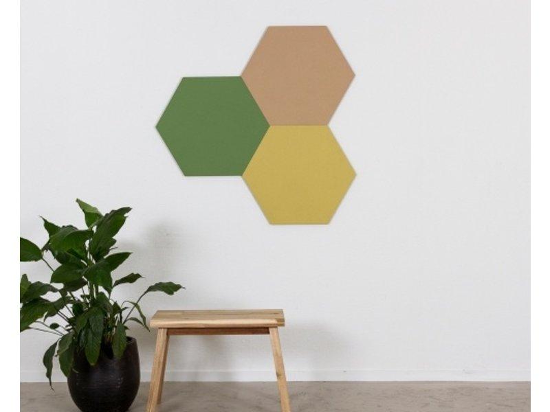 Chameleon Chameleon Pinning Shapes - zeshoekig prikbord