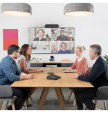 Videoconferencing set extra groot