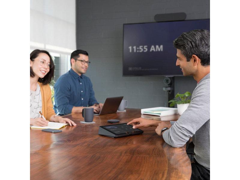 Videoconferencing set extra groot
