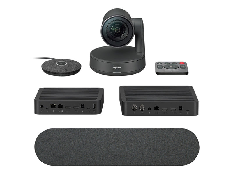 Logitech Logitech Rally Ultra HD conferentie camera systeem