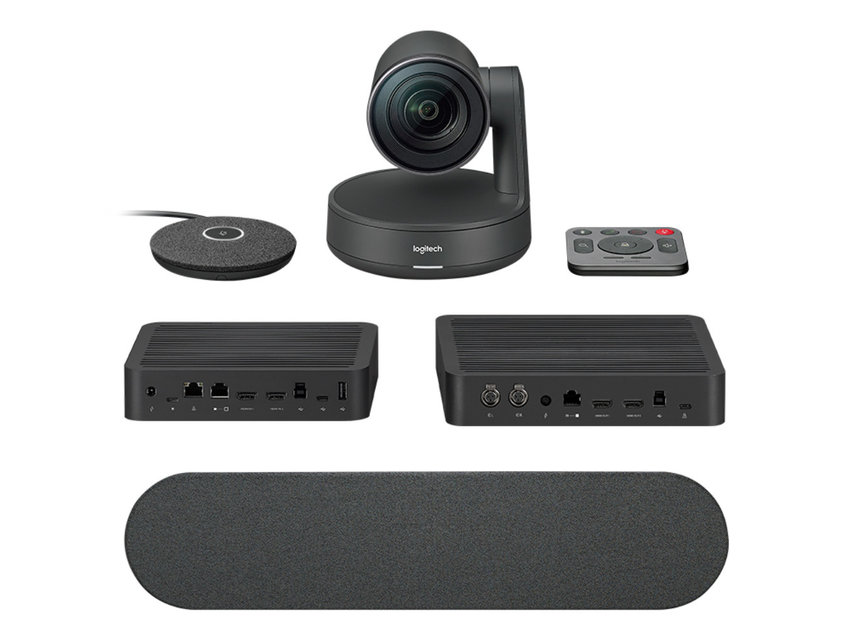 Logitech Rally videoconferentie
