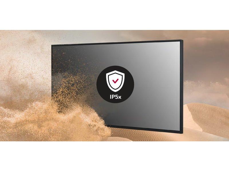 LG LG 55UM3DG-B 55 inch 4K-UHD display