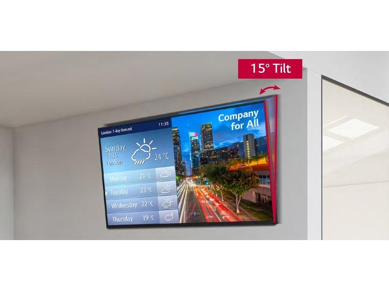 LG LG 55UM3DG-B 55 inch 4K-UHD monitor