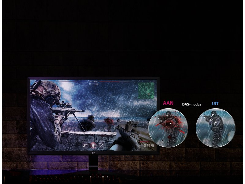 LG LG 24MP59G-P Full HD gaming monitor