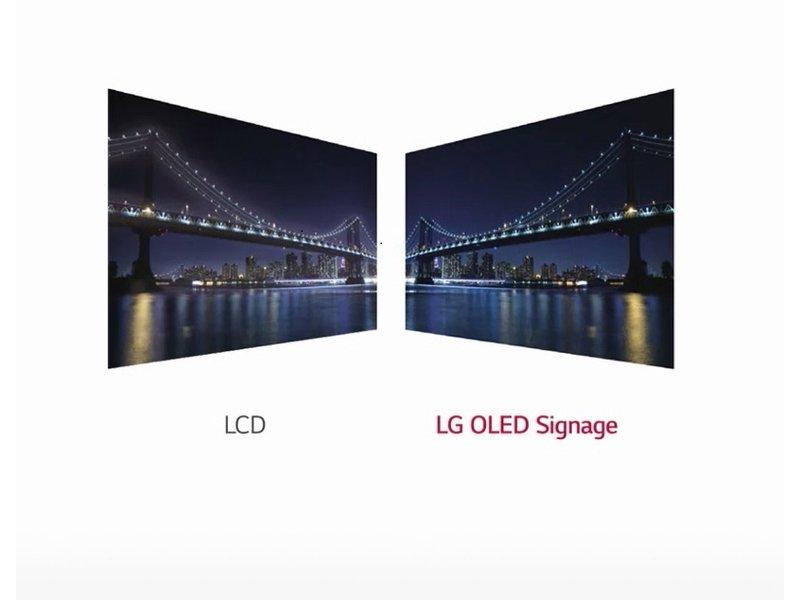 LG LG 55EJ5G 55 inch Full HD display