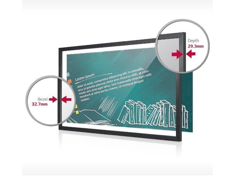 LG LG KT-T32E aanraakscherm overlay