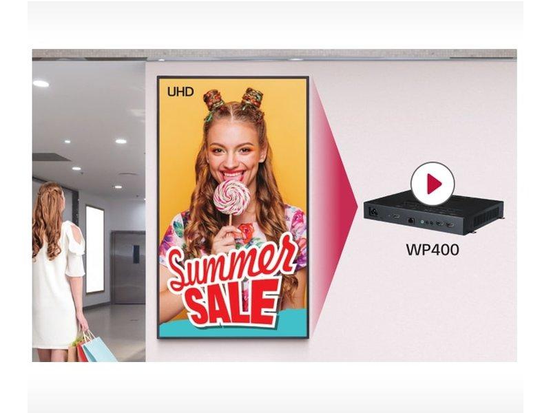 LG LG WP400 webOS Smart Signage-platform