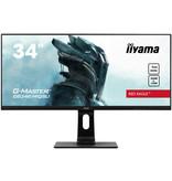 iiyama iiyama G-MASTER GB3461WQSU-B1 UltraWide Quad HD LED computer monitor