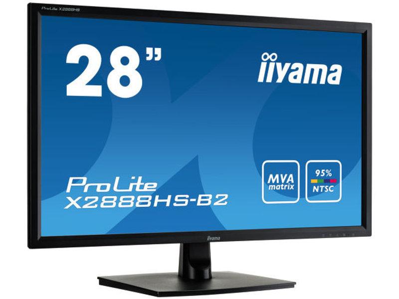 iiyama iiyama PROLITE X2888HS-B2 computer monitor - Copy