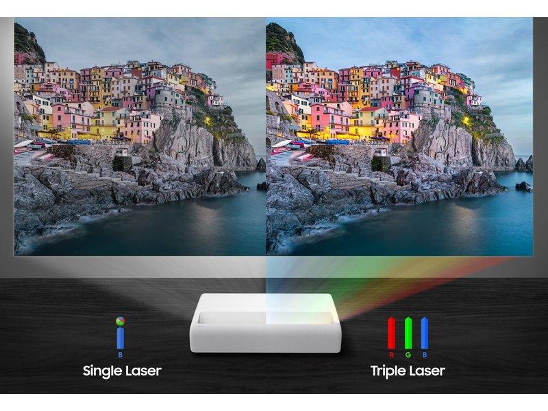 Samsung Samsung LSP7T 'The Premiere' beamer