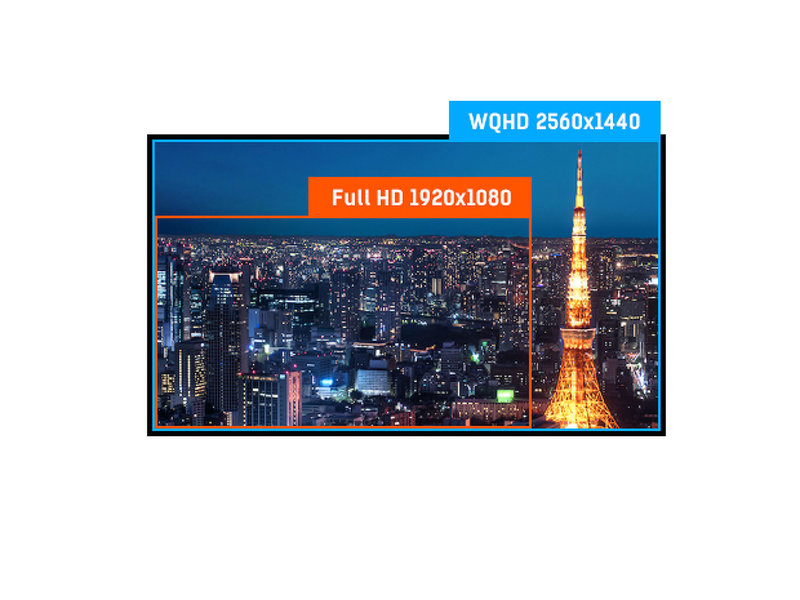 iiyama iiyama XUB2796QSU-B1 WQHD LED computer monitor