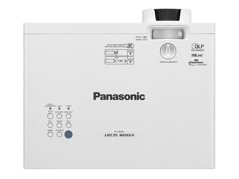 Panasonic Panasonic PT-LRZ35 WUXGA-resolutie beamer met LED-lichtbron