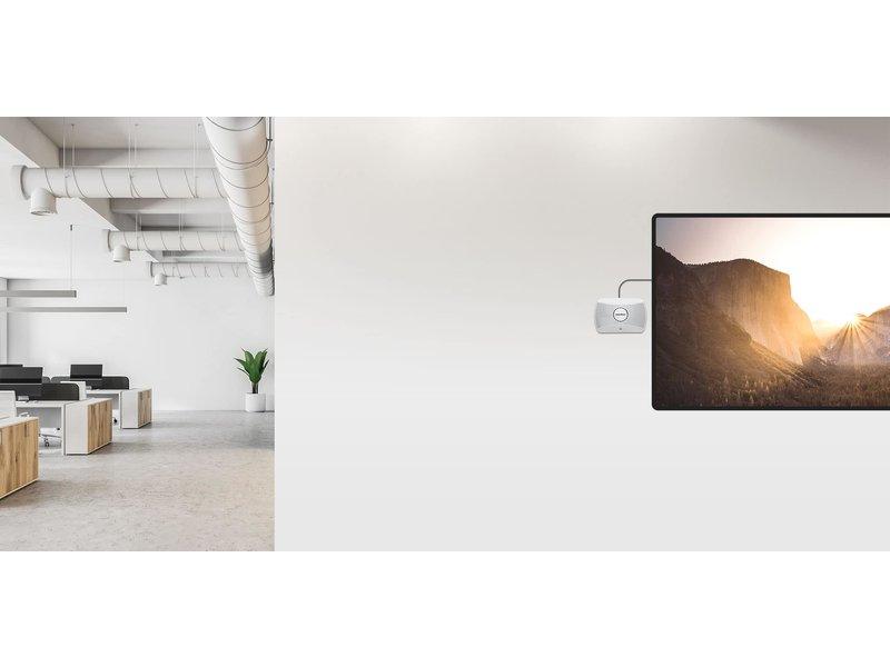 ScreenBeam ScreenBeam 1000 met CMSE 4K Draadloze presentatiesysteem