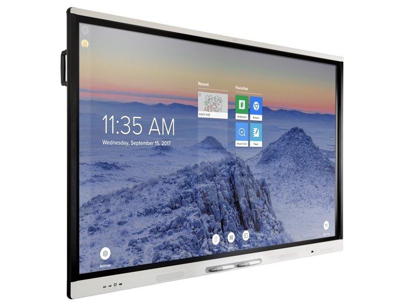 SMART Technologies SMART MX255-V2 Pro with iQ White