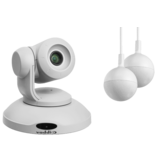 Vaddio NEC MultiSync C751Q + Vaddio ConferenceShot AV Bundle
