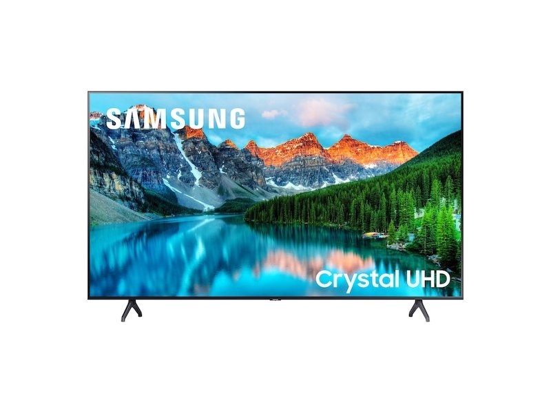 "Samsung Samsung BE43T-H 43 ""BET-H-serie Crystal UHD 4K Pro zakelijke tv"