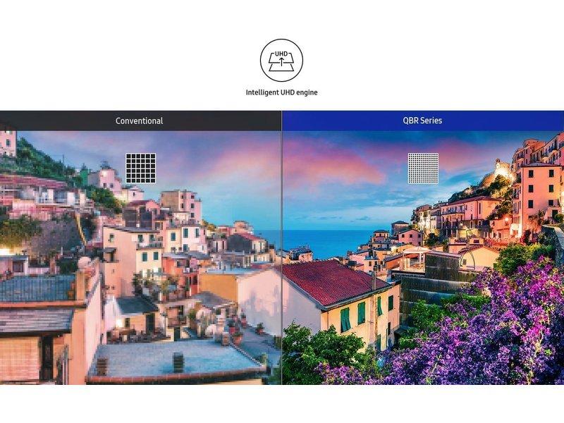 Samsung Samsung QB43R 4K UHD bewegwijzering