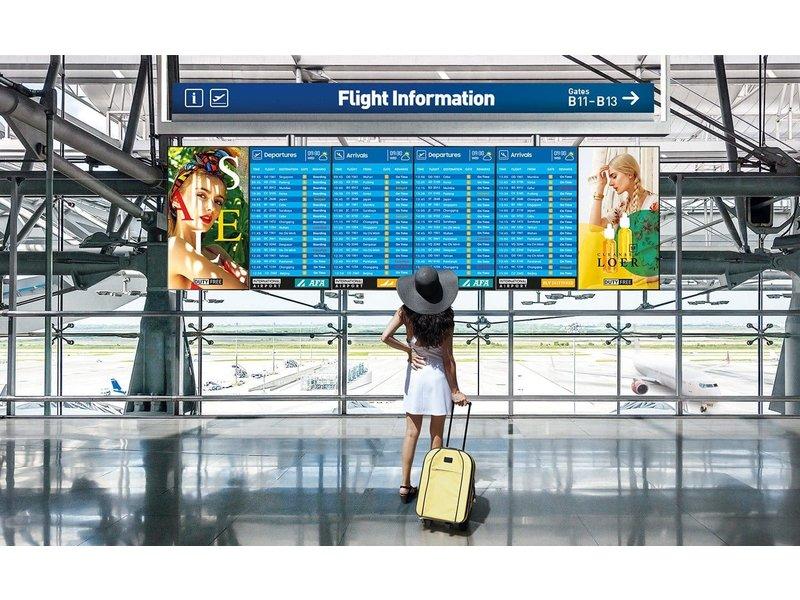 Samsung Samsung QH43R UHD digital signage display
