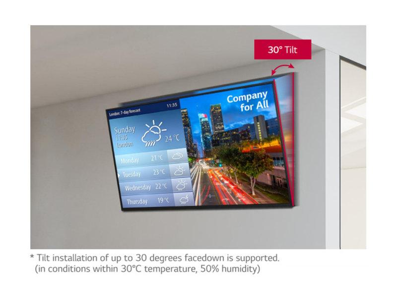 LG LG 43UM3DG 43 inch 4K-UHD monitor