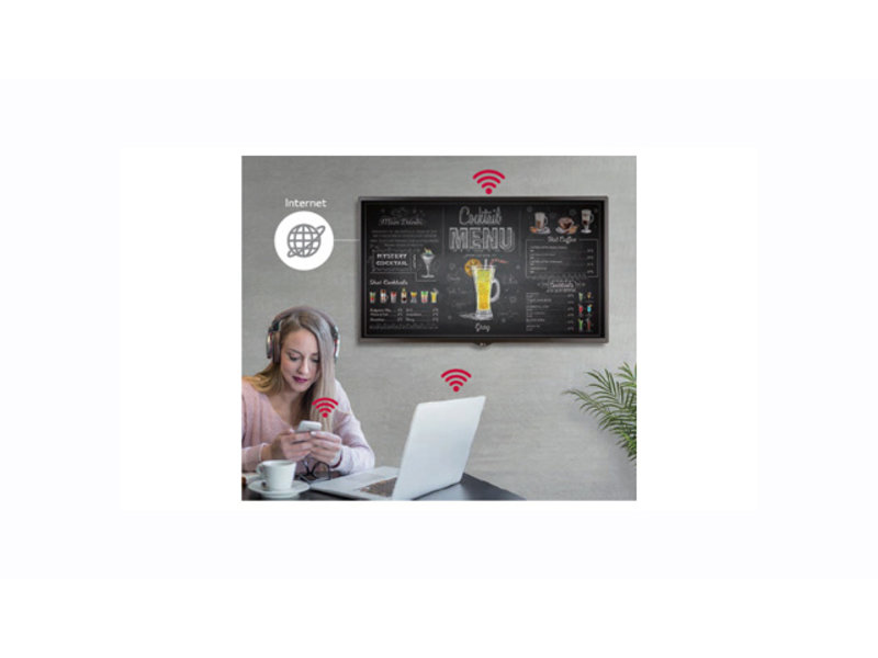 LG LG 32SM5KE 32 inch Full HD public display