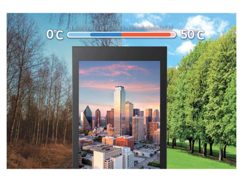 LG LG 75XF3C 75 Inch 4K reclamemonitor