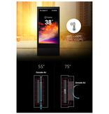 LG LG 75XE3C  slimme reclamebord voor buiten