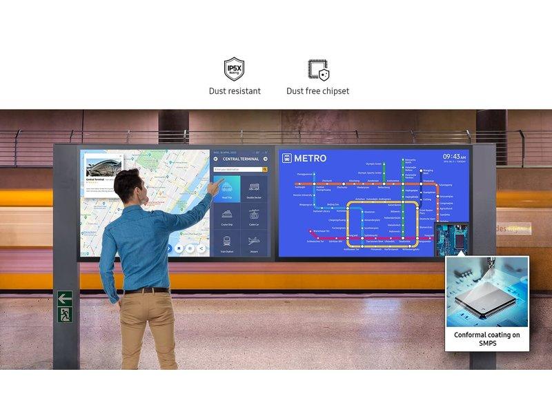 Samsung Samsung QM32R-T display