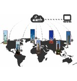 Unilumen Unilumin UTV-P 1.8 inclusief flightcase en 2 jaar garantie