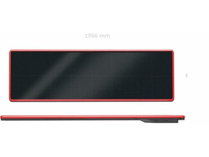 Unilumen Unilumin UTV-P 1.8 inclusief vliegtuigkoffer en 2 jaar garantie