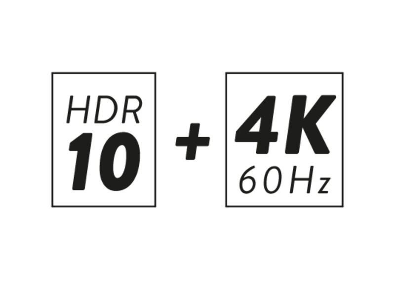 Vestel Vestel VB55B2 UHD 55 inch scherm