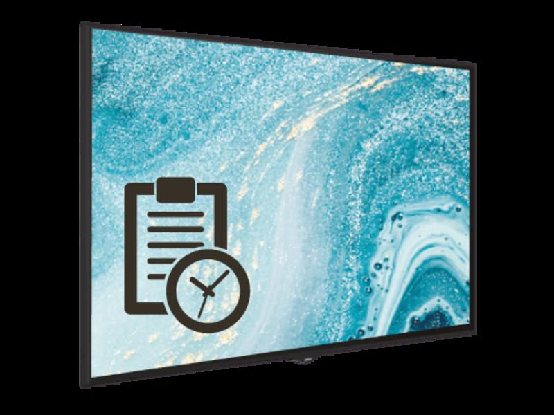 Vestel Vestel PDU75UF834 UHD 75 inch signage-display