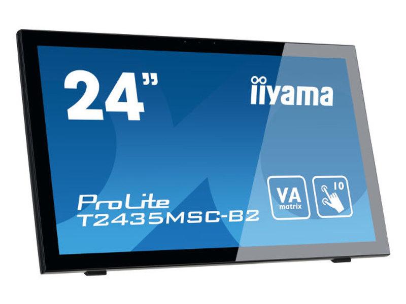 iiyama iiyama Prolite T2435MSC-B2 Edge to edge touchscreen