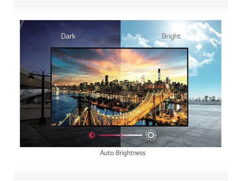 LG LG 55XS2E 55 Inch Full HD reclamemonitor
