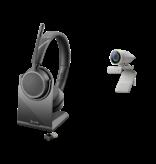 POLY POLY Studio P5 kit met Voyager 4220 UC