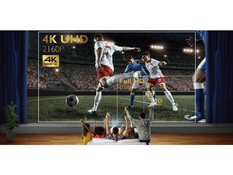 BenQ BenQ TK800M Home Entertainment Beamer