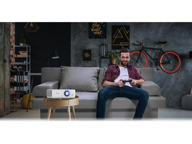 BenQ BenQ TH685 HDR console gamingprojector met extra lage inputlag