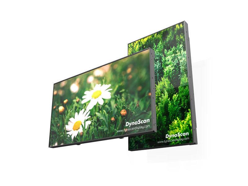 DynaScan DynaScan DS421LT4 ultra-high brightness LCD