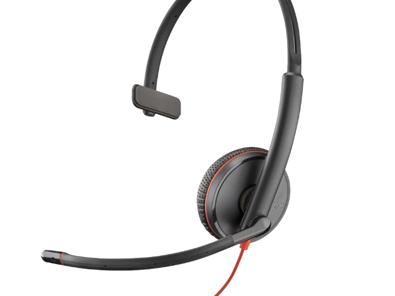 POLY POLY BlackWire 3210 bedrade headset