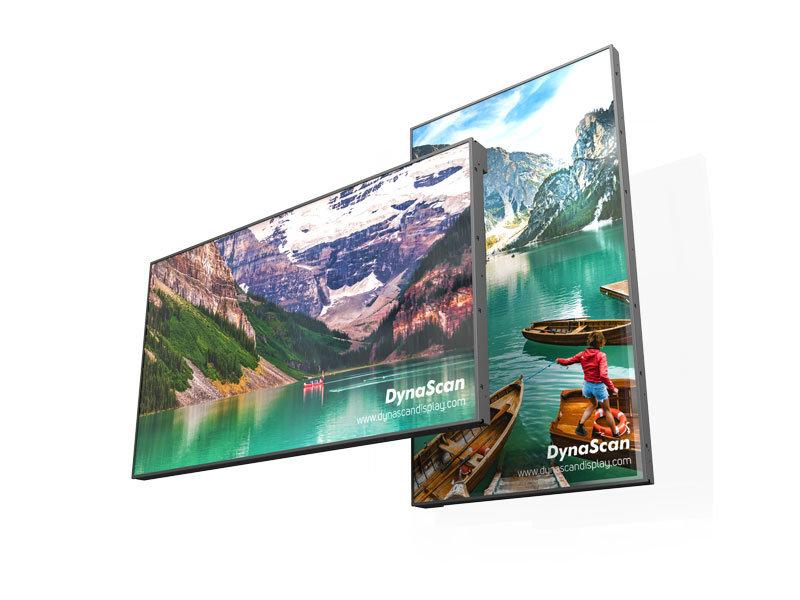 DynaScan DynaScan DS491LT4 ultra-high brightness LCD