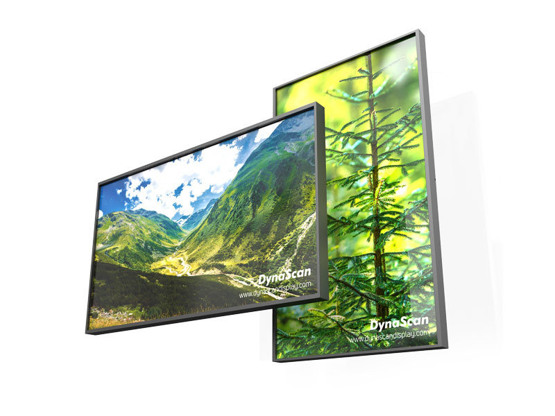 DynaScan DynaScan DS652LR5 ultra-hoge helderheid LCD