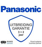 Panasonic Panasonic uitbreiding garantie