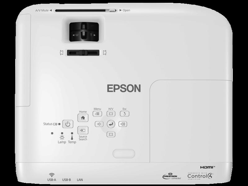 Epson Epson EB-W49 WXGA 3800 lumen beamer