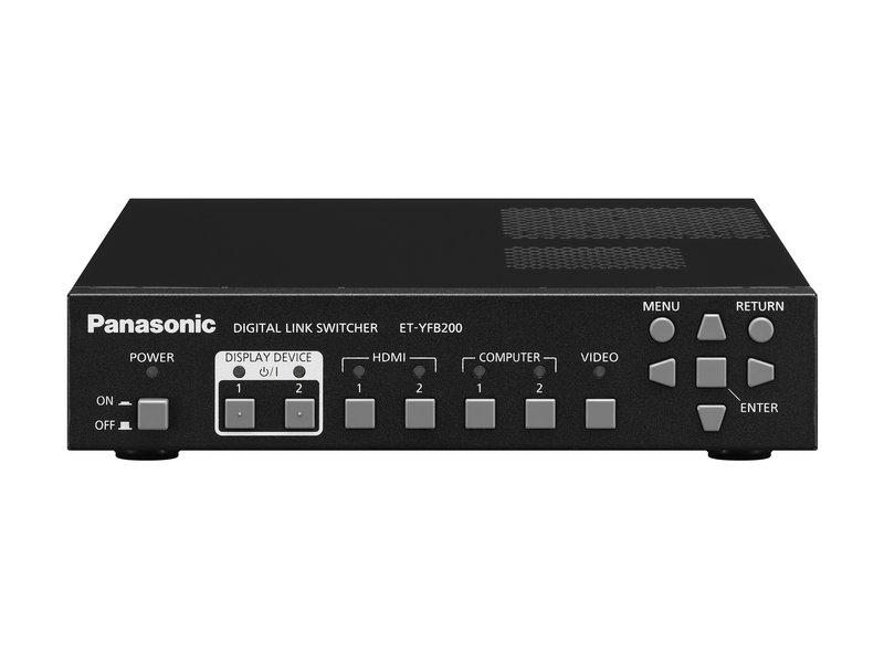Panasonic Panasonic ET-YFB100G Digital Link Video/Audio/Serial extender