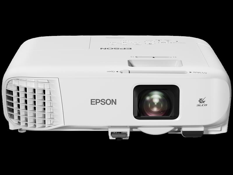 Epson Epson EB-982W Helder HD-Ready WXGA scherm